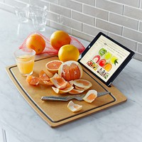 The Orange Chef Co. Cutting Board with iPad® Stand