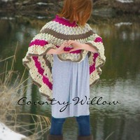 Neverending Love Poncho ** New Release**