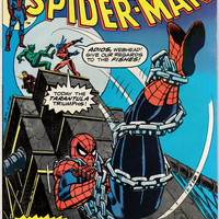 Amazing Spider-Man (1963 1st Series) #148, October 1975 Issue - Marvel Comics - Grade F/VF