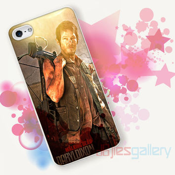Daryl Dixon for iPhone 4/4S, iPhone 5/5S, iPhone 5C, iPhone 6 Case - Samsung S3, Samsung S4, Samsung S5 Case