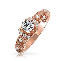 Bling Jewelry Darling Deco Ring