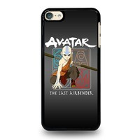 AVATAR LAST AIRBENDER iPod Touch 4 5 6 Case Cover