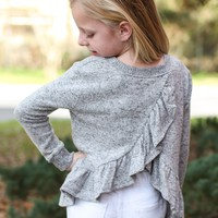 Ruffle Love Top - Mommy + Me