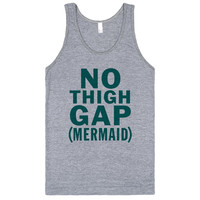 No Thigh Gap (Mermaid)