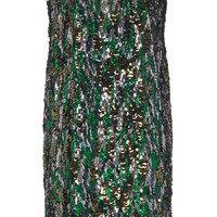 Bark Sequin Mini Dress | Moda Operandi