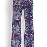 Eclectic Flared Pants