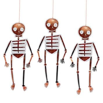 Hanging Skeleton Decorations