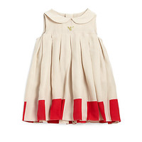 Infant's Pleated Dress
