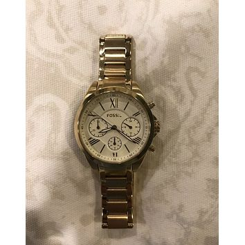 FOSSIL CHRONOGRAPH WOMEN'S WATCH - BQ3034