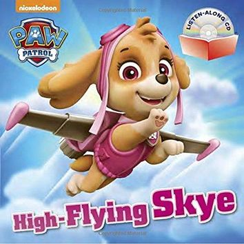 High-flying Skye Paw Patrol PAP/COM