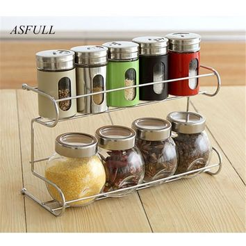Kitchen use 10 Piece/Set seasoning box condiment box food container kitchen organizer  jar  for container for food Free shipping