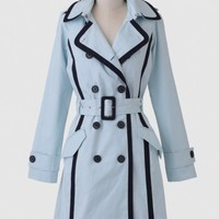 Mantova Trench Coat By Kling