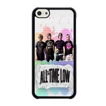 ALL TIME LOW PERSONIL BAND iPhone 5C Case Cover