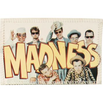 Madness Men's Group Photo 4 Photo Patch Off-white