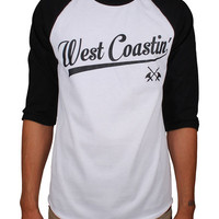 The West Coastin' Raglan