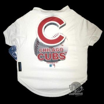 ONETOW Chicago Cubs Performance Tee Shirt