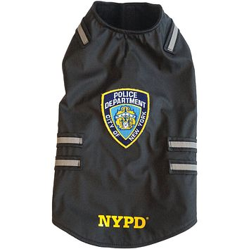 Royal Animals Nypd Dog Vest With Reflective Stripes (small)