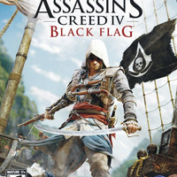 Assassin's Creed IV: Black Flag - Xbox One (Very Good)