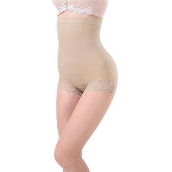 Hot Body Shapers Seamless Women Brief High Waist Trainer Belly Control Shapewear Pants Shorts