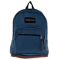 JanSport Right Pack Backpack - 1900cu in (One Size, Captain's Blue)