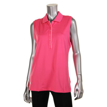 Adidas Womens Polo Golf Tank Top