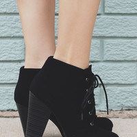 Blackbird Booties