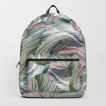 Sirocco Tangles Backpacks by Deluxephotos