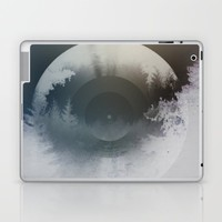 Forest lullaby Laptop & iPad Skin by HappyMelvin