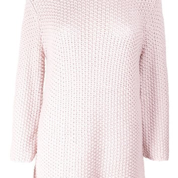 Orine Nude Knit Jumper