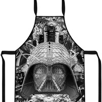 Star Wars B&W Cooking Apron