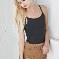 Nollie Cropped Cami - Womens Tee