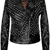 Vicious Studded Jacket [VEGAN]