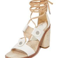Eden Lace Up Sandals
