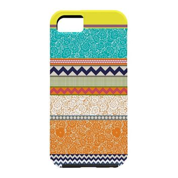 Sharon Turner Seaview Beauty Stripe Cell Phone Case