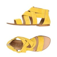 GEORGE J. LOVE Sandals - Footwear D | YOOX.COM