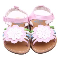 Toddler Baby Girl Flower Princess Shoes Soft Sole Prewalker Crib Shoes 0-18M Baby Girl Summer Shoes First Walker