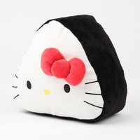 Hello Kitty Bento Cushion: Rice Ball