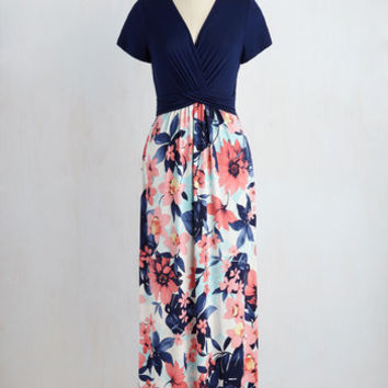 Overseas Ease Dress