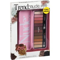 Trends Nude Eye Eye Shadow Collection, 15 pc - Walmart.com
