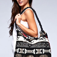 The Sedona by Love Stitch Hobo Bag