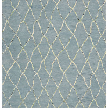 Barclay Butera Intermix Wave Area Rug By Nourison INT02 WAVE (Rectangle)