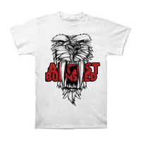 August Burns Red Men's  Claw T-shirt White