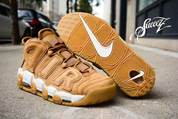 Nike Air More Uptempo Fashion Women Men Casual Sports Basketball Shoes  Sneakers 4fcd593861