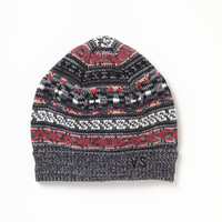 Fair Isle Beanie - Victoria's Secret