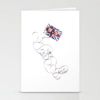 UK Tape Stationery Cards by Matt Irving