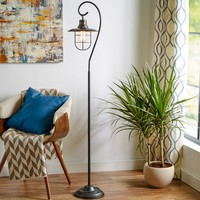"Evelynn 58"" Arched Floor Lamp"