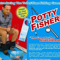 Toilet Fishing - Potty Fisher Toilet Game