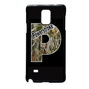 Ford Powerstroke Camo Samsung Galaxy Note 4 Case