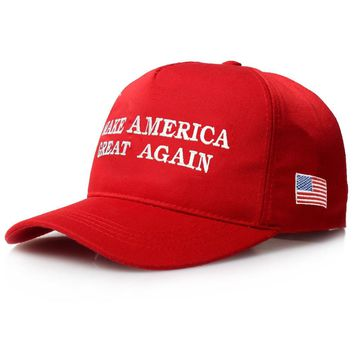 Make America Great Again Hat Donald Trump Hat 2016 Republican Adjustable Mesh Cap Political Patriot Hat Trump For president