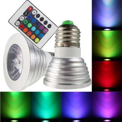 Remote Control Magic Lighting Led Light From Amazon House